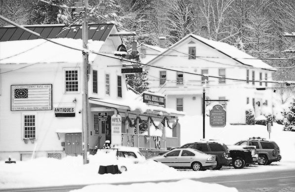 Pittsfield Vermont
